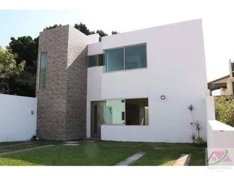 2 casas en fraccionamiento precio de preventa jiutepec