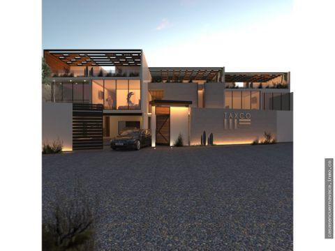 casa minimalista zona dorada cuernavaca mor