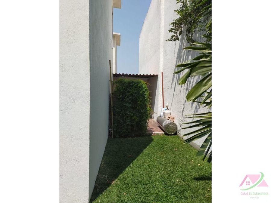 venta de casa con jardin propio en condominio con amenidades