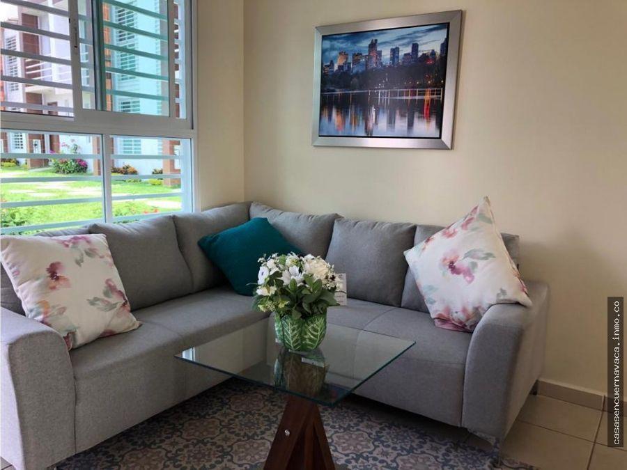 venta de casa en condominio en jiutepec