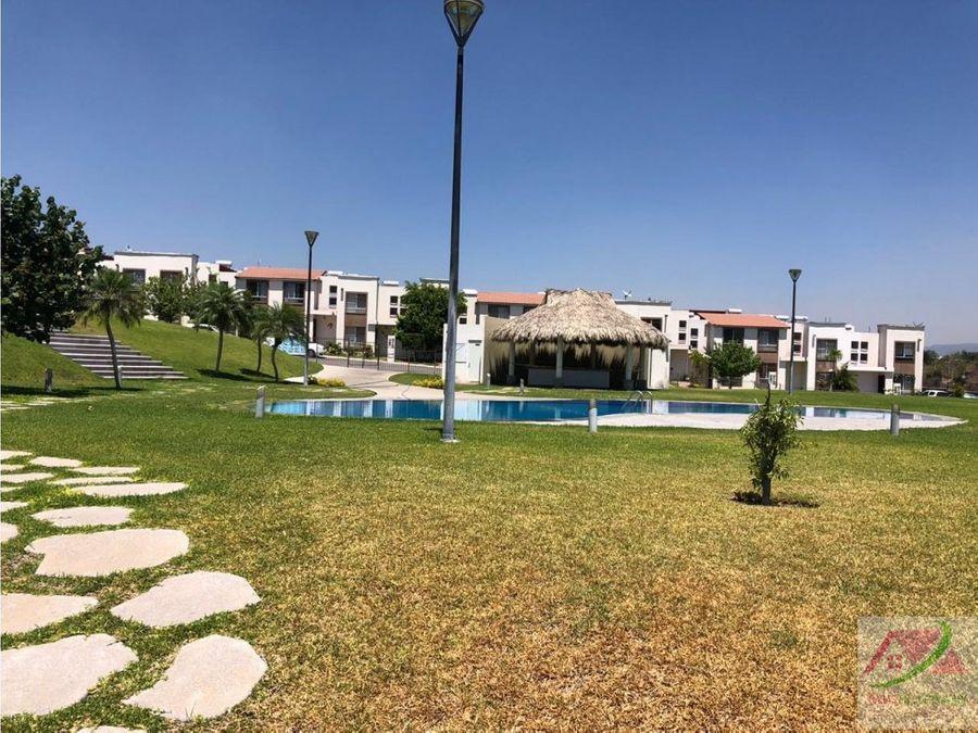 venta de casa en xochitepec morelos bugambilia