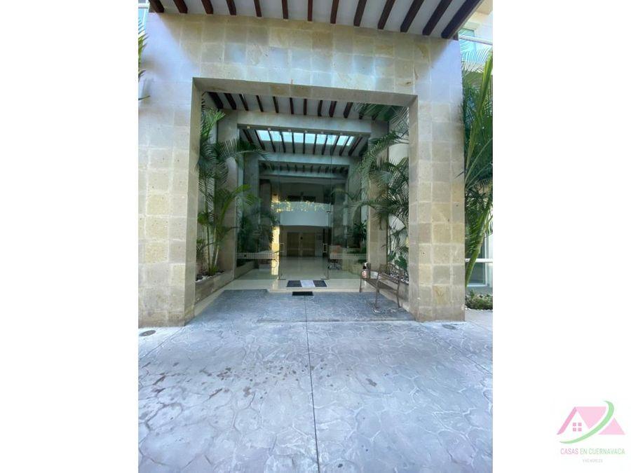 venta de departamento en rancho cortes cuernavaca morelos