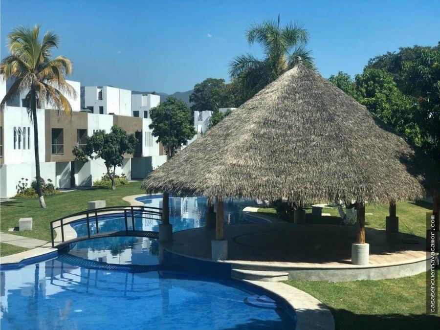 residencial manantiales ii casas con roof garden