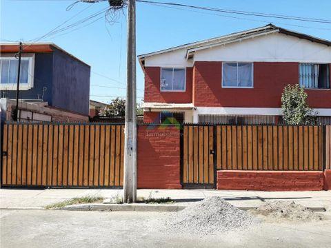acogedora casa en la comuna de pudahuel