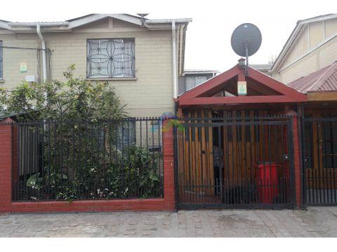 casa en la comuna de pudahuel