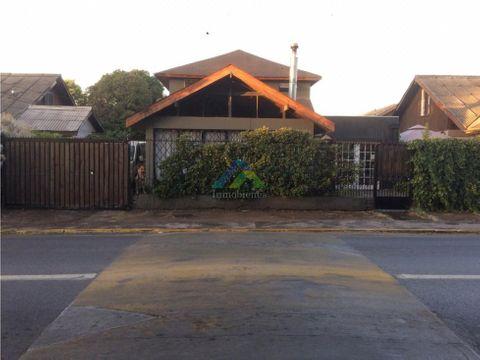 se vende casa en villa las acacias maipu