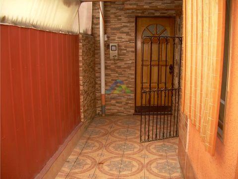 casa en villa jardines de rinconada maipu