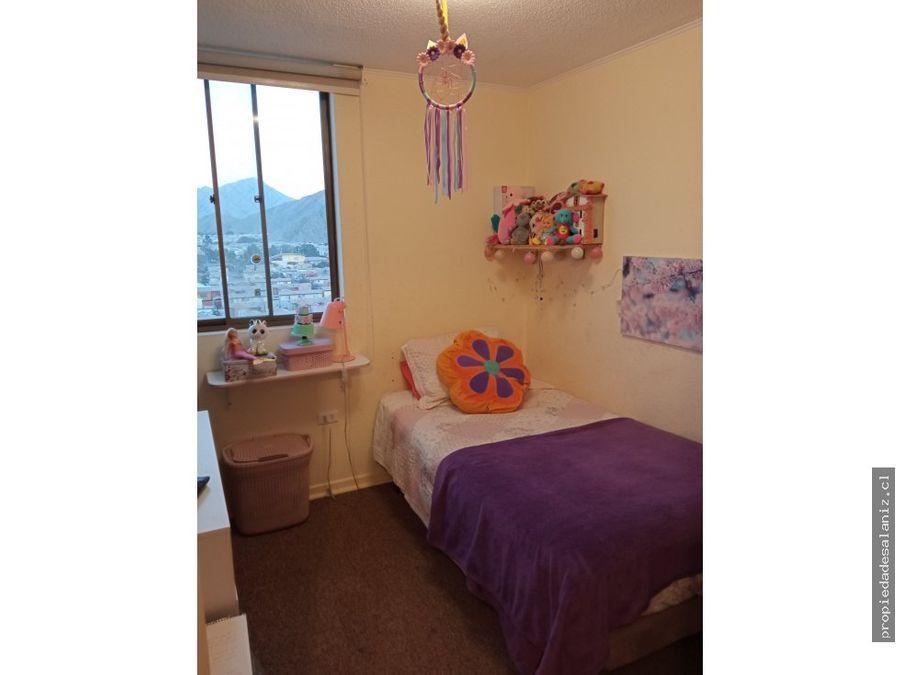 departamento tres habitaciones exclusivo condominio copiapo