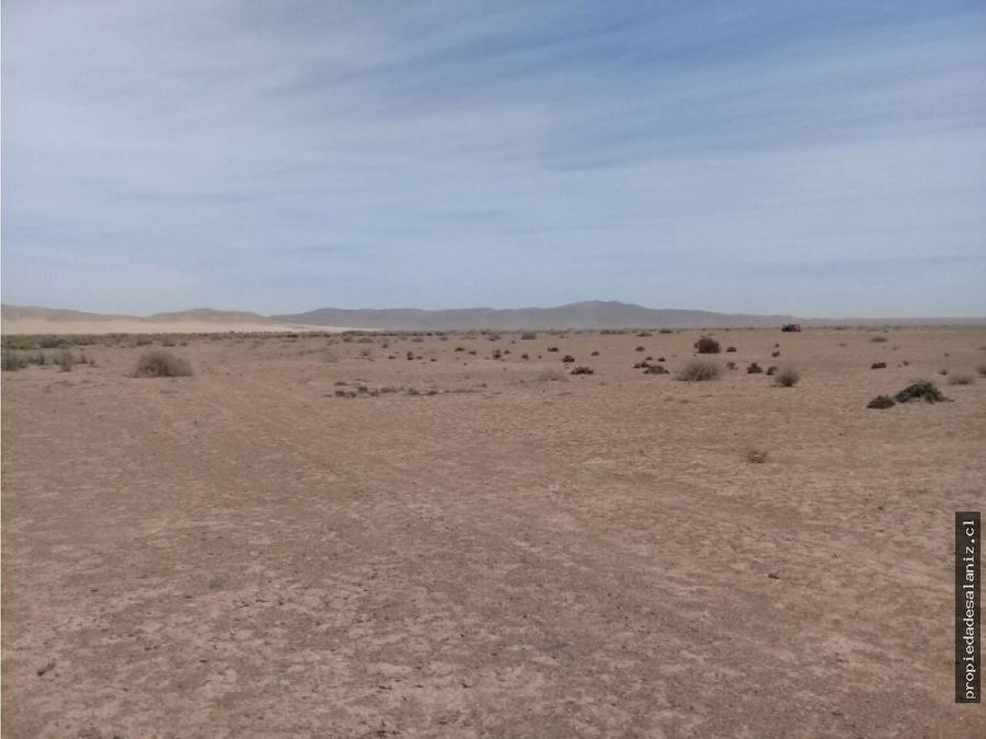 se venden tres hectareas de terreno copiapo