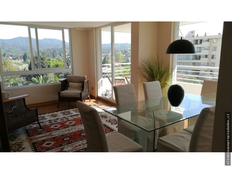 impecable departamento con linda vista