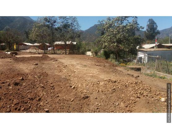 terreno con pozo sector granizo