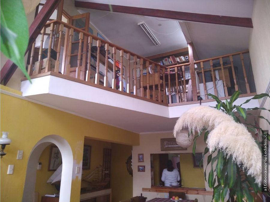 casa barrio residencial quilpue
