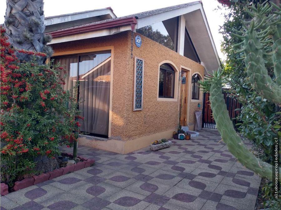 hermosa casa sector retiro