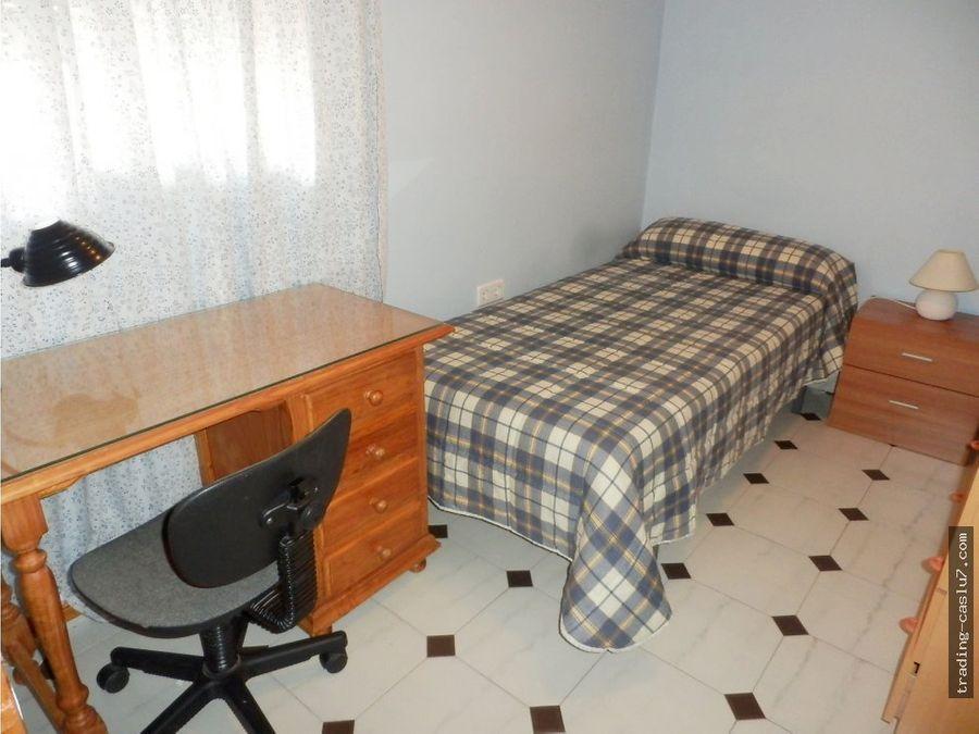 piso zona parque cruz conde