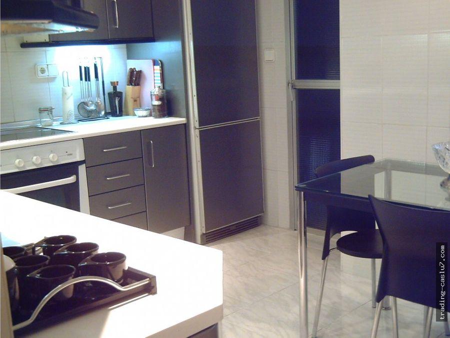 piso zona fatima con garaje y ascensor