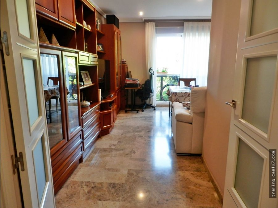 piso zona fatima con ascensor y garaje