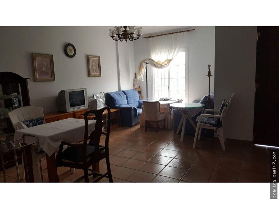 apartamento alcaucin malaga