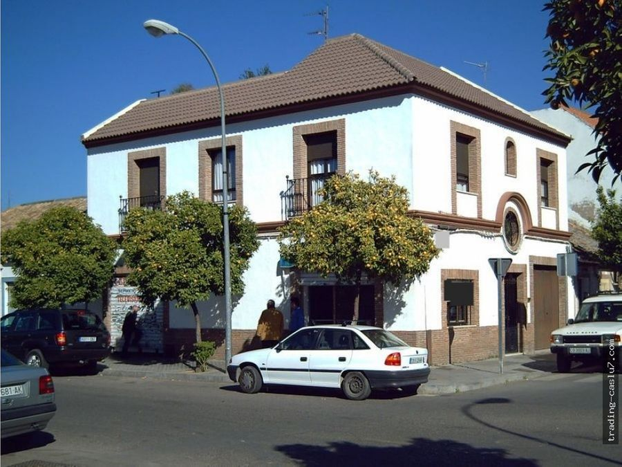 casa zona canero
