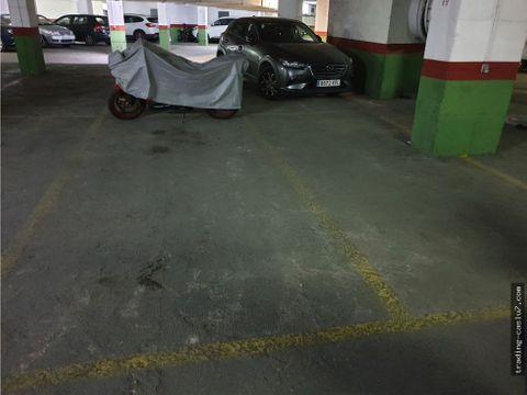 plaza de garaje avd gran capitan
