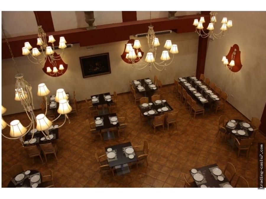 restaurante el granadal
