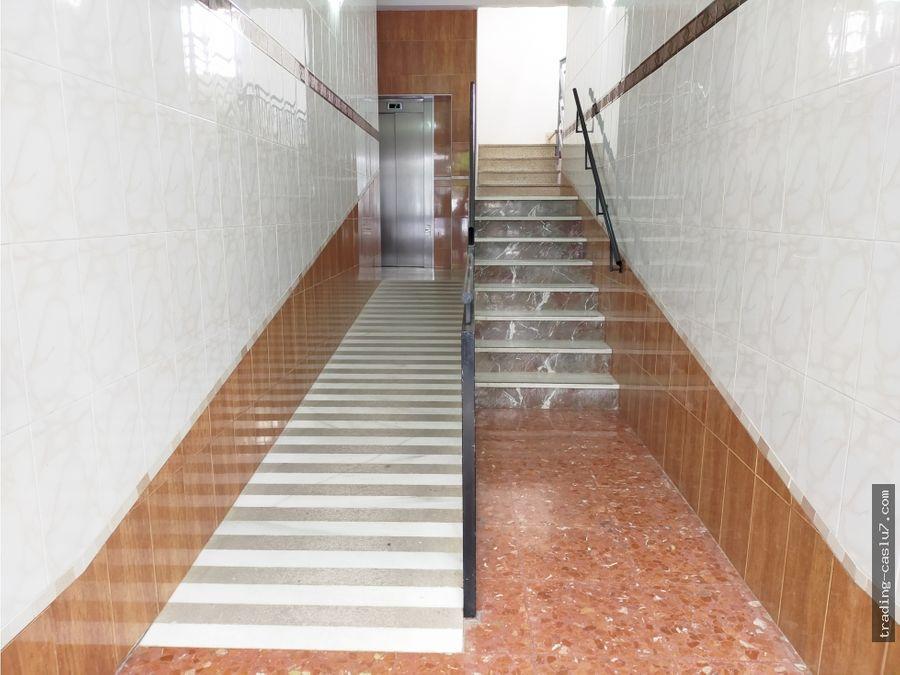 piso avd virgen de fatima parking y ascensor