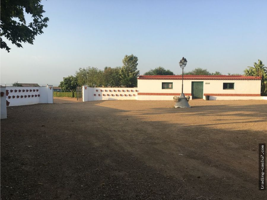 finca centro rural y de ocio
