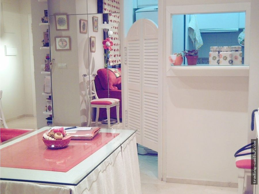 apartamento zona huerta la reina