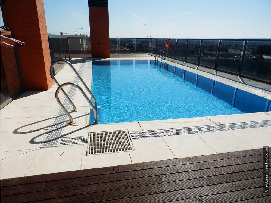 piso vial norte con piscina