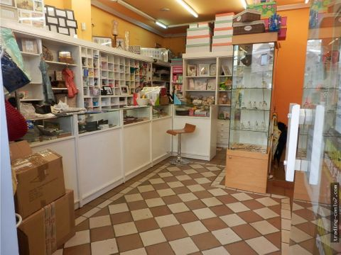 local comercial zona vallellano