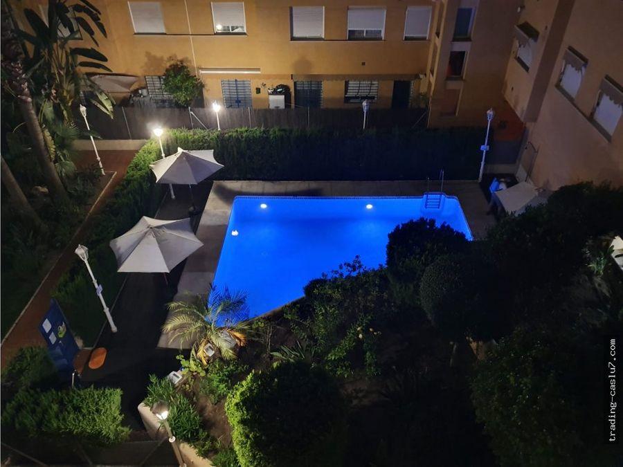 piso garaje y piscina zona santa rosa