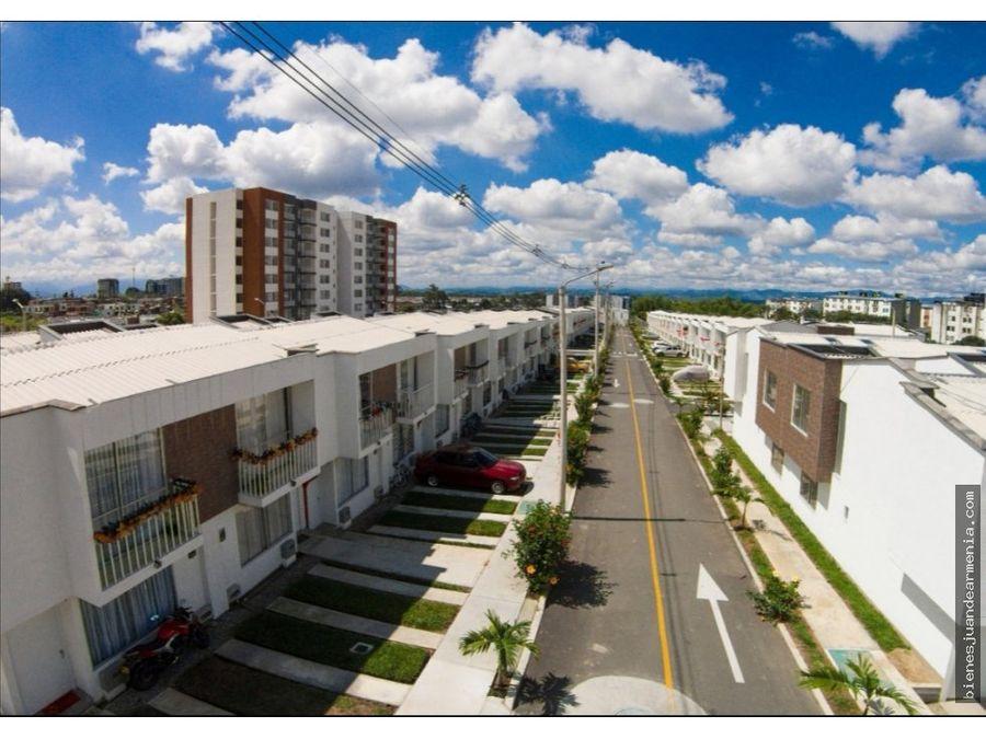 venta de apartamento en caminos del bosque armenia