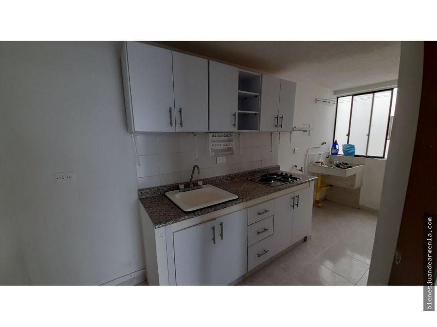 venta de apartamento bosques de palermo norte armenia