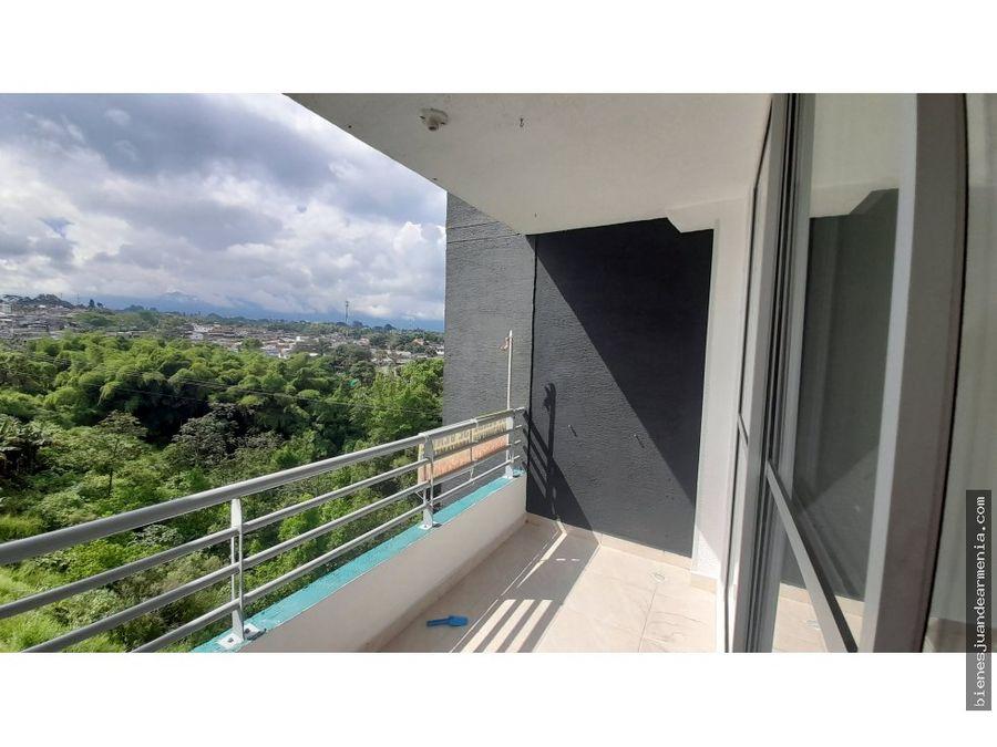 venta de apartamento sector los kioskos armenia