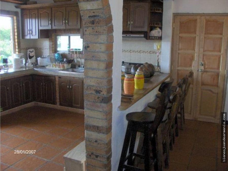 venta de casa campestre via barcelona calarca