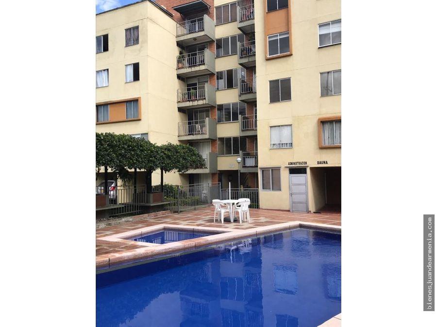 venta de apartamento av 19 norte armenia