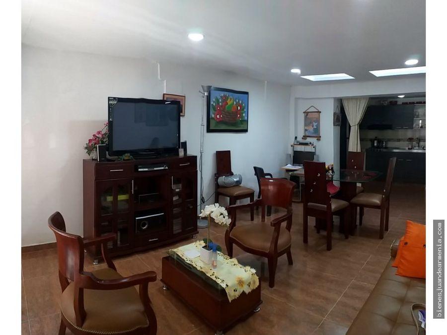 casa para venta en el granada armenia 130 mts
