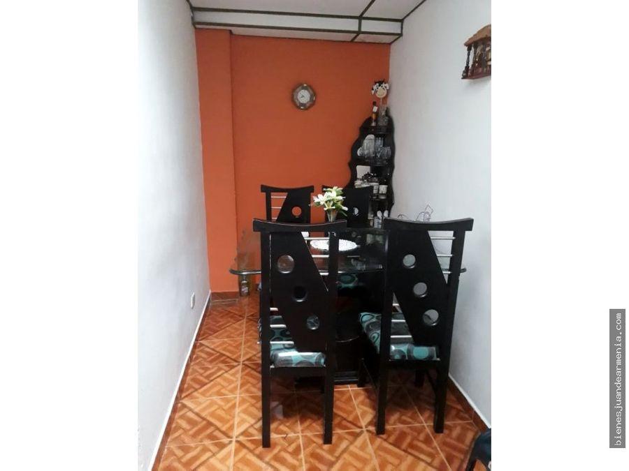 venta de casa bi familiar bosques de pinares armenia