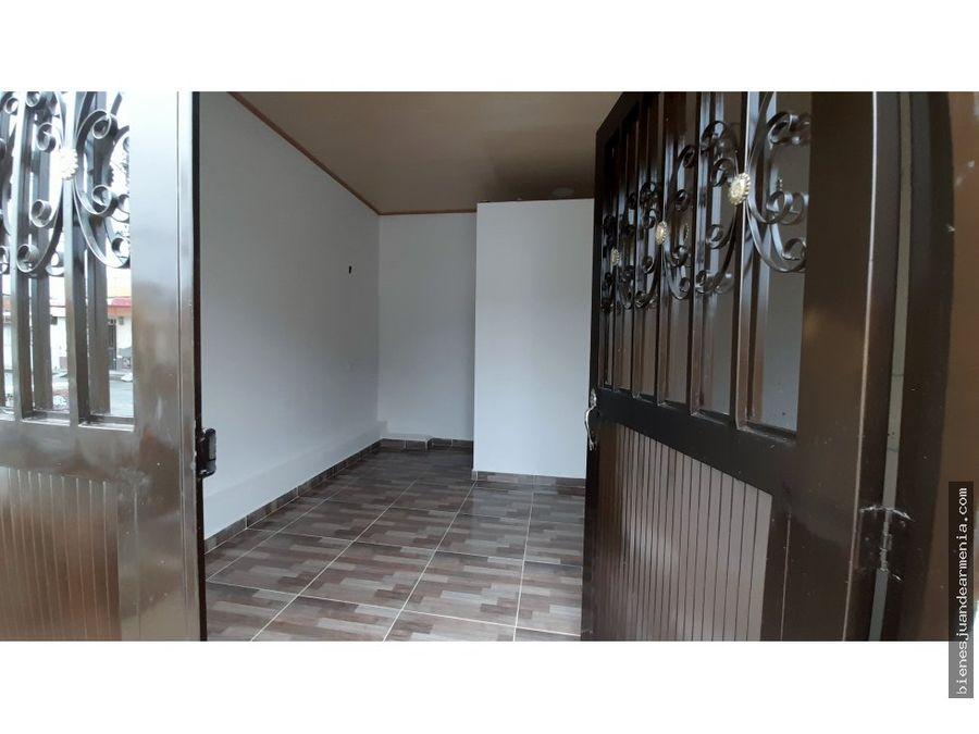 venta de casa sector corbones armenia