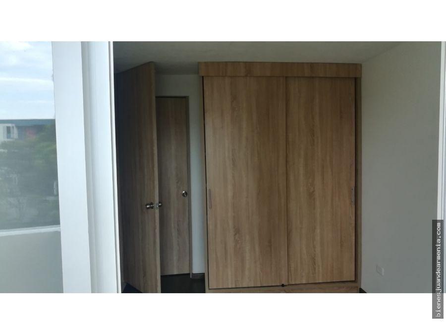 apartamento para la venta ambar norte de armenia