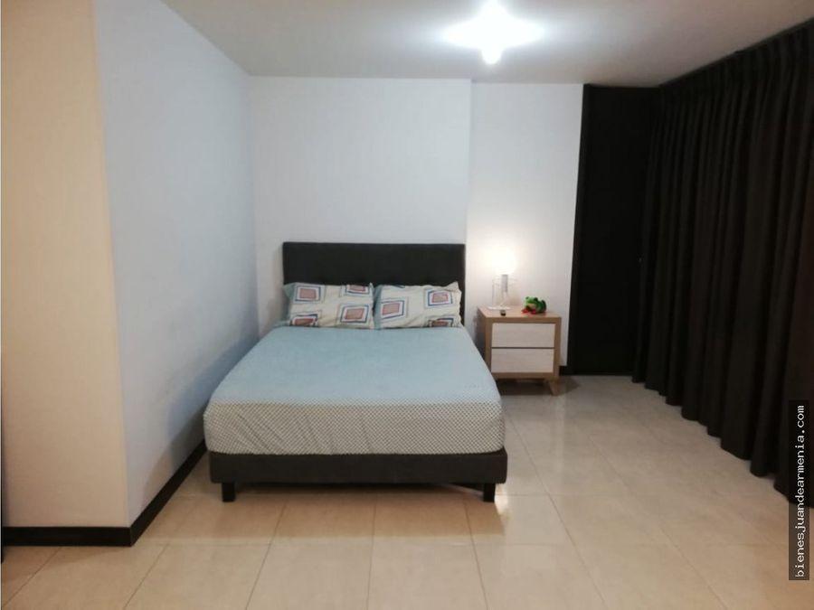 venta de apartaestudio tipo loft norte armenia