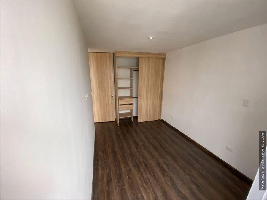 apartamento para venta norte de armenia ambar