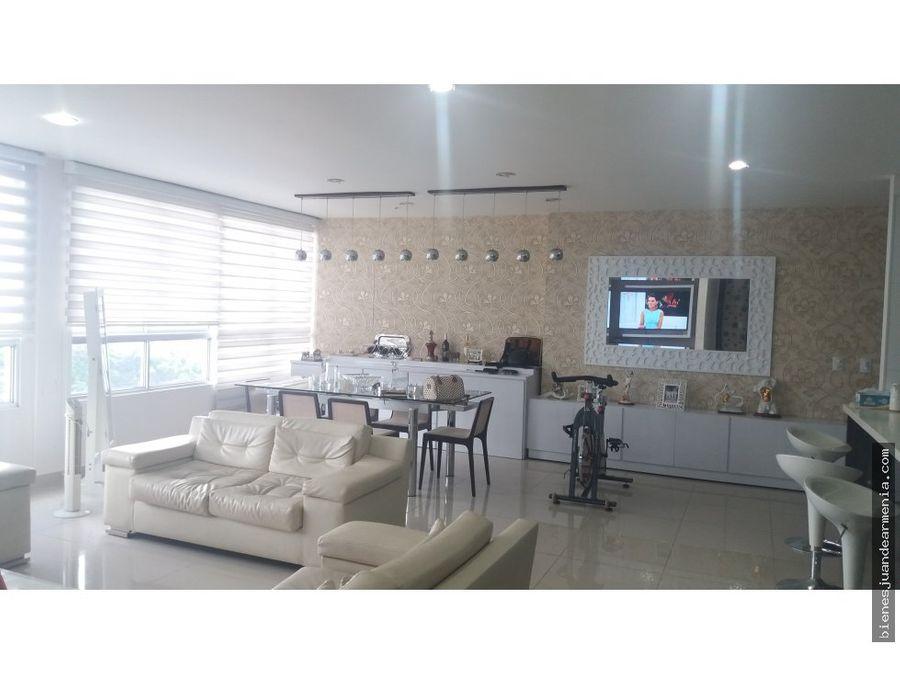 apartamento 135 mts 3 habitaciones av 19 norte