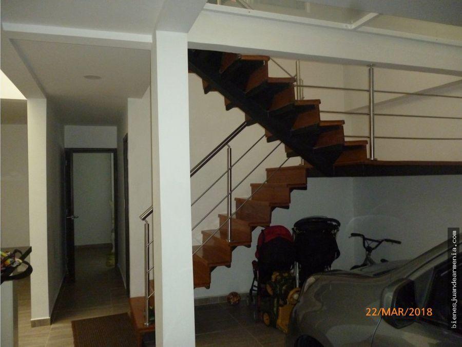 casa en el barrio galan 2 pisos unicentro