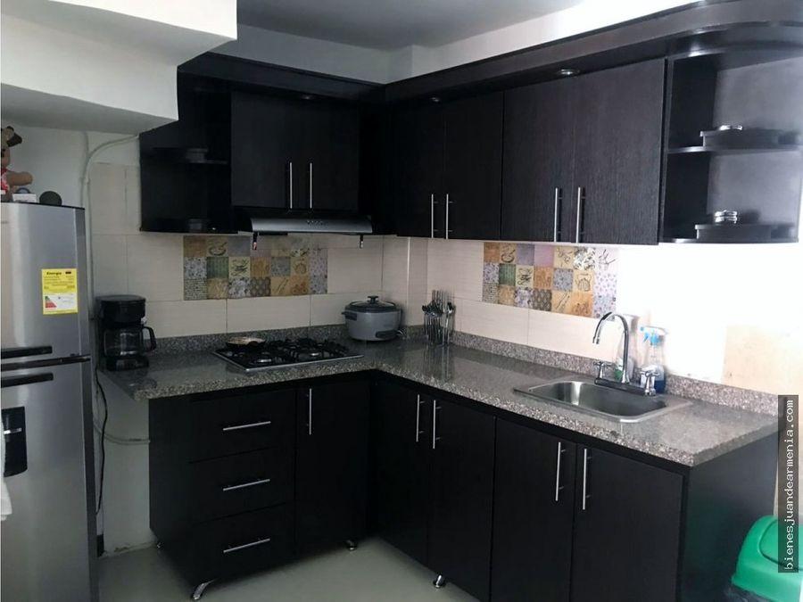 venta de apartamento villa claudia armenia