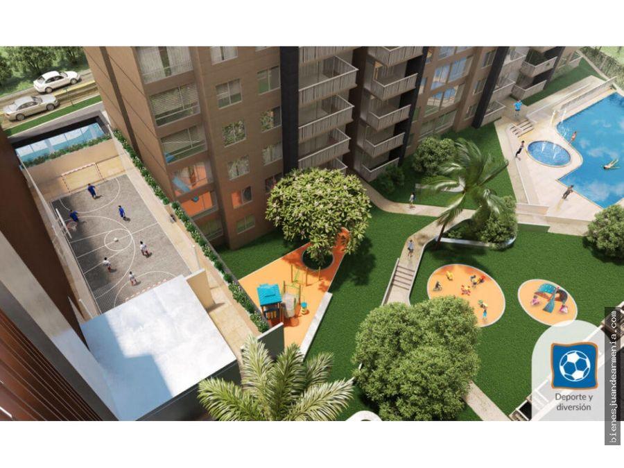 proyecto marawi venta de apartamento 2 alcobas
