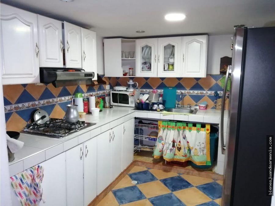 venta de casa armenia barrio la isabela