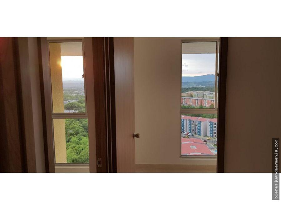 venta de apartamento occidente de armenia cibeles