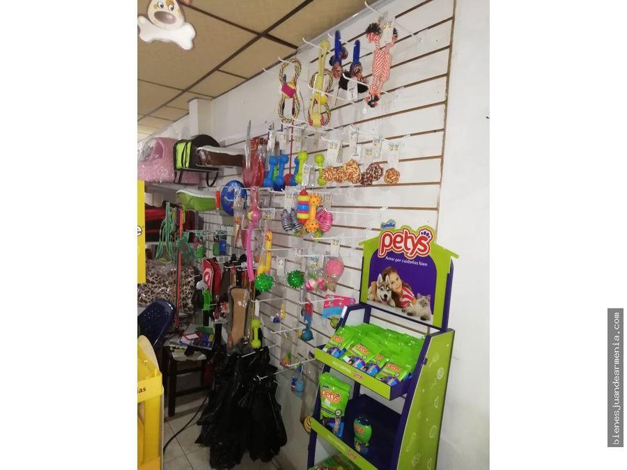 negocios acreditados tiendas de mascotas