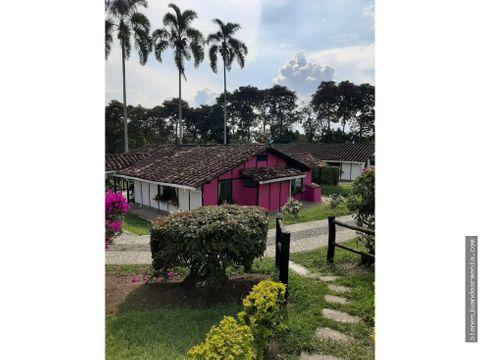 arrendamiento casa campestre sector pueblo tapao