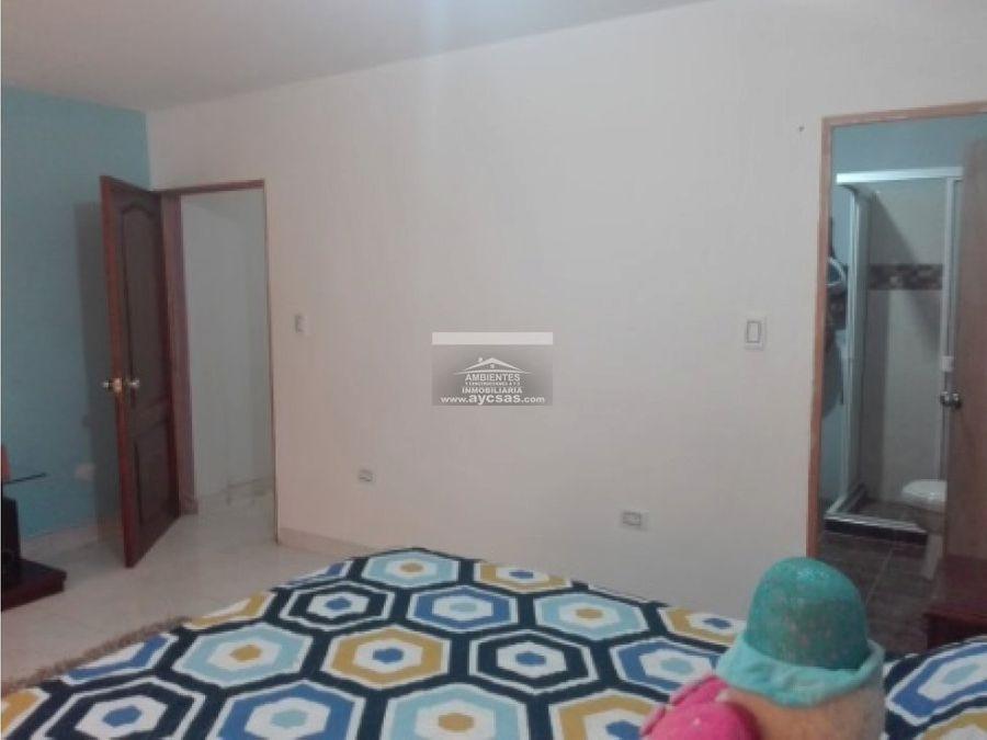 casa en venta palmira barrio fatima